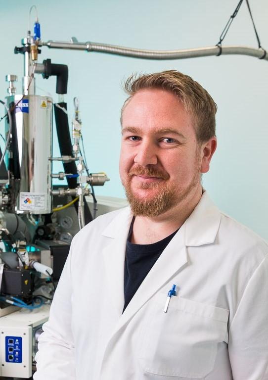 Dr Anders Barlow