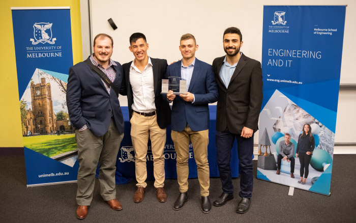 Case competition winners 2018
