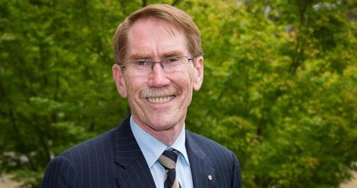 Headshot of Professor Ian Young