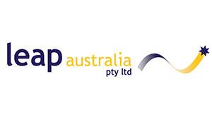Leap Australia logo