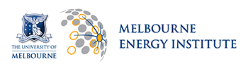 Logo of the Melbourne Energy Institute