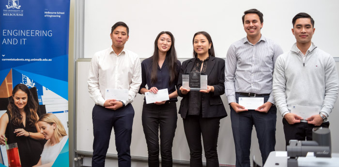 Case competition winners 2019